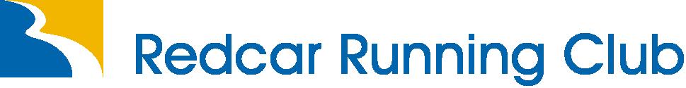 Redcar Running Club logo – landscape